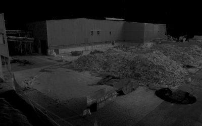 Laser scanner e ricostruzione nuvola di punti